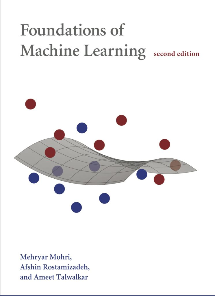 machine learning books